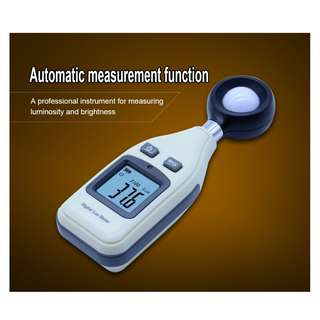 Benetech GM1010 Digital Light Lux Meter Range 0-200,000 illuminance