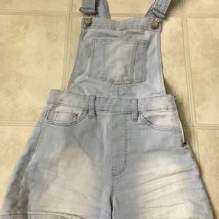 Size 2 // H&M overalls
