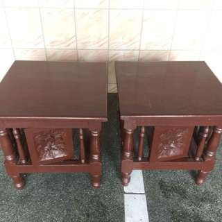 Side table (pair)