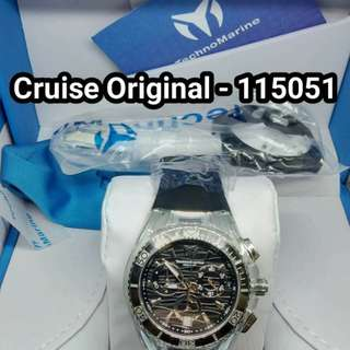 Authentic / Original Cruise TechnoMarine
