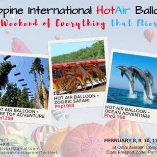 22nd Hot Air Balloon Festival