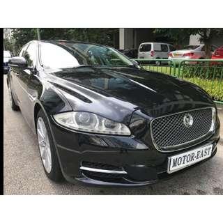 Jaguar XJ Diesel 3.0 Auto V6 Premium Luxury LWB