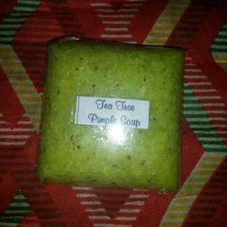 Tea tree Anti-pimple soap
