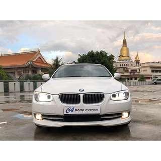 BMW 325i Coupe Auto