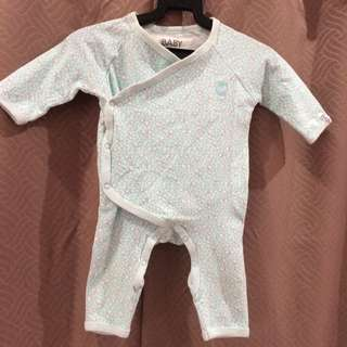Cotton On Baby Sleepsuits