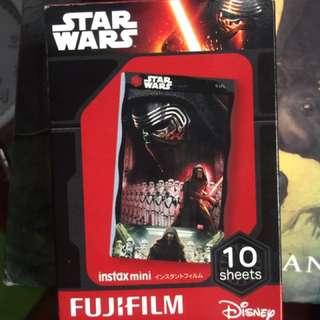 INSTAX MINI FILM: Star Wars