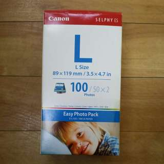 Canon Selphy ES Easy Photo Pack