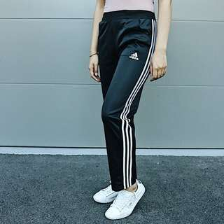 Adidas slim fit tracksuit pants