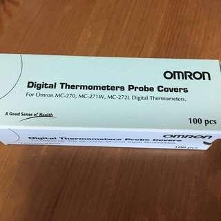 Omron probe covers