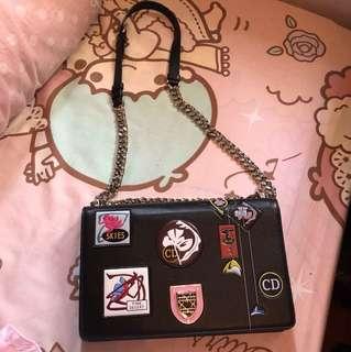 Dior chain bag