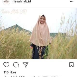 Instan hijab by Rissahijab