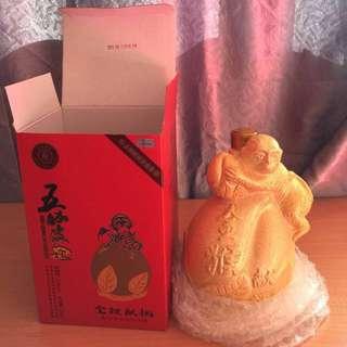 金钟商标-五加皮酒-Golden Bell Brand (Wu Chia Pi Chiew)-Golden Monkey Limited Edition
