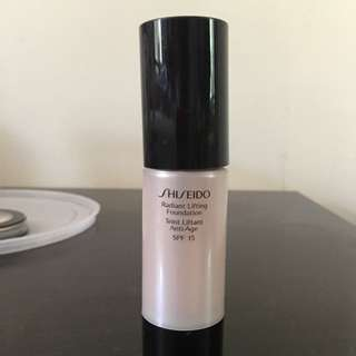 Full size Shiseido foundation