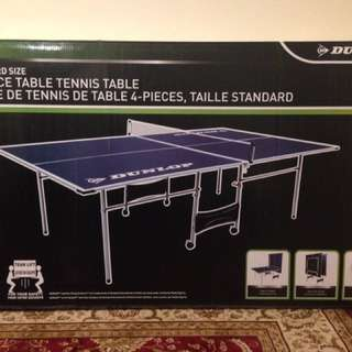 Table tennis brand new