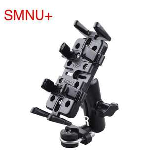 Smnu mobile phone holder finger grip