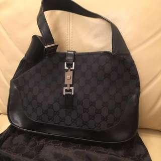 Gucci classic Jackie O handbag 80% new