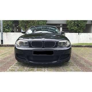 BMW 125i Coupe Auto M-Sport