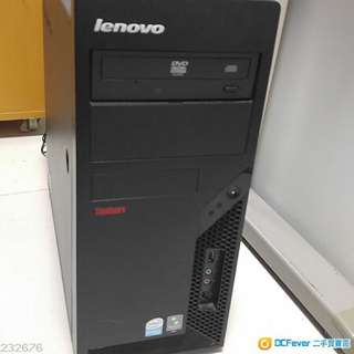 Lenovo Pentium D 3.4GHz 套裝電腦 連office 防毒軟件