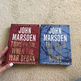 Tomorrow When The War Began - John Marsden no.1 + 2