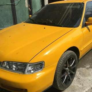 Sports Car Honda Accord automatic transmission