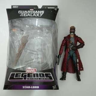 Star Lord Marvel Hasbro Action Figure