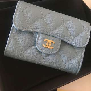 Chanel flap cardholder- 2018 collection