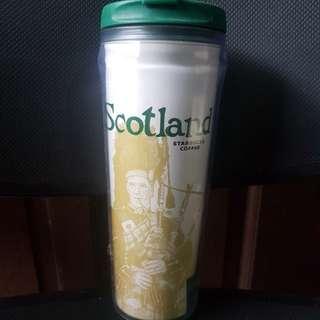 Starbucks Scotland Global Icon Tumbler