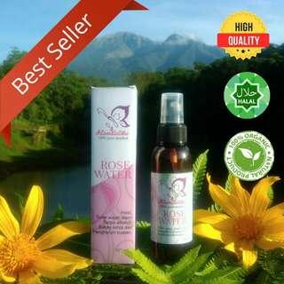 Rose Water (free suncream, geser foto)