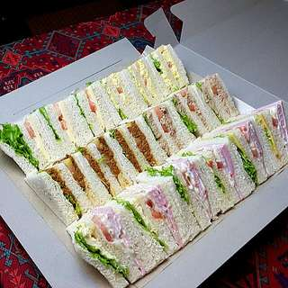 Sandwich for Event