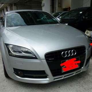 Audi tt 3.2 2008 SG