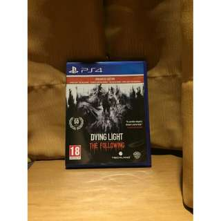 Kaset BD PS4 Dying Light