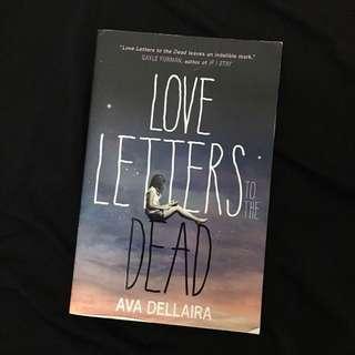 Love Letter To The Death By Ava Dellaira