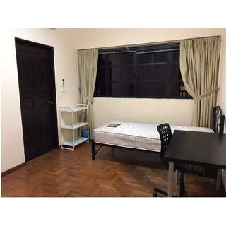 Fully Furnished Room With Attached Bathroom For Immediate Rent