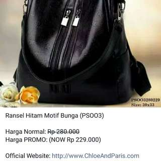 Backpack Import
