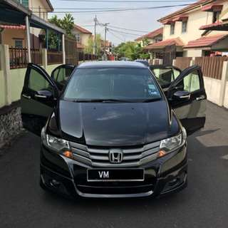 Urgent sale Honda City