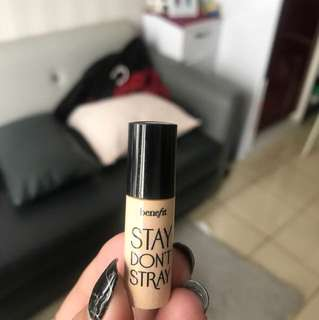 Benefit Stay dont Stray