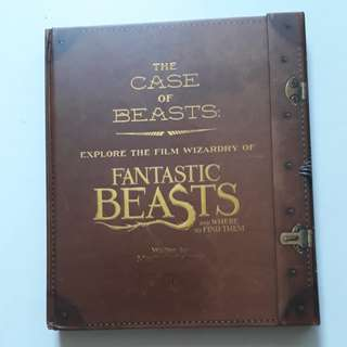 The Case of Beasts: Fanatastic Beasts and Where to find them