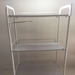 3 tier beauty trolley