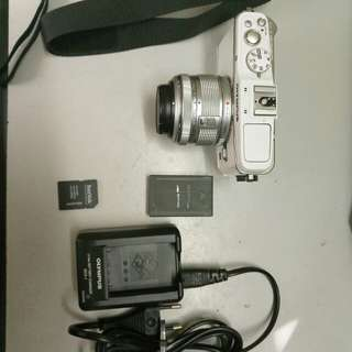 Olympus EP3 Kit Best Condition