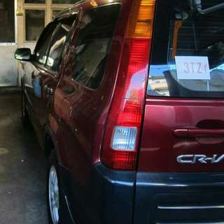 CRV 2002 for sale