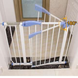 Safety Gate/Barrier for Pets & Children