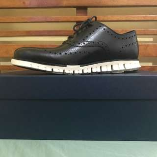 Cole Haan: Zerogrand Wing Oxford Black