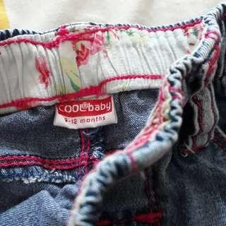 Celana jeans cool girl dijual murah cepat...
