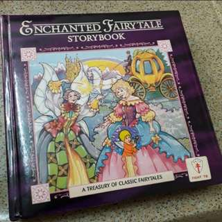 Enchanted fairy stories