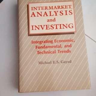 Intermarket analysis and investing