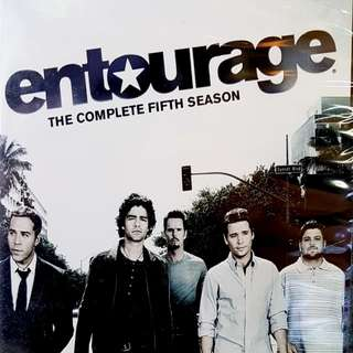 ENTOURAGE SEASON5 DVD