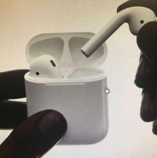 現金收全新 Apple AirPods, collect new Airpods for HK$1100