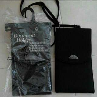 Samsonite travel document holder