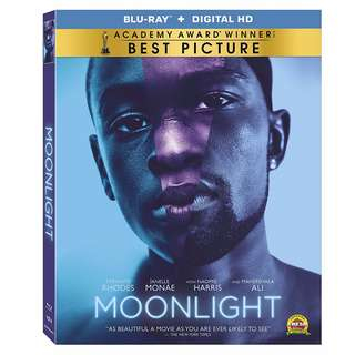 🆕 Moonlight Blu Ray