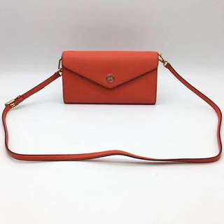 Tory Burch wallet on Chain / Crossbody Bag / WOC